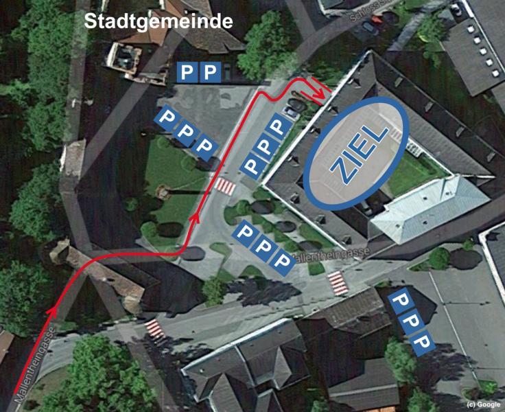Anfahrtsplan Hypnose Waldviertel, 3812 Groß-Siegharts, Niederösterreich