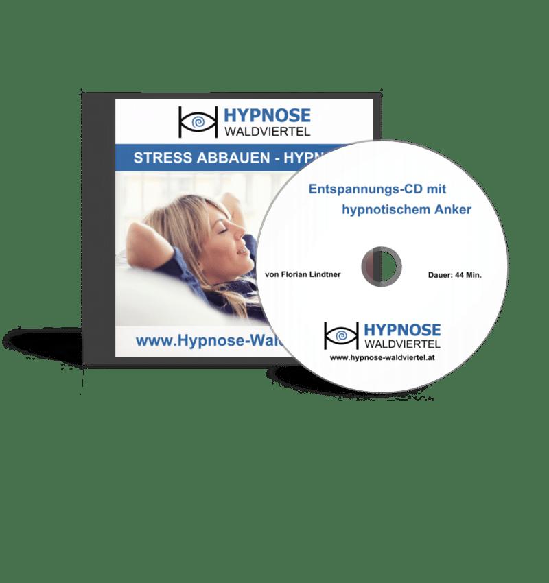 Hypnose CD für Entspannung mit Ankersetzung, Hypnose Waldviertel