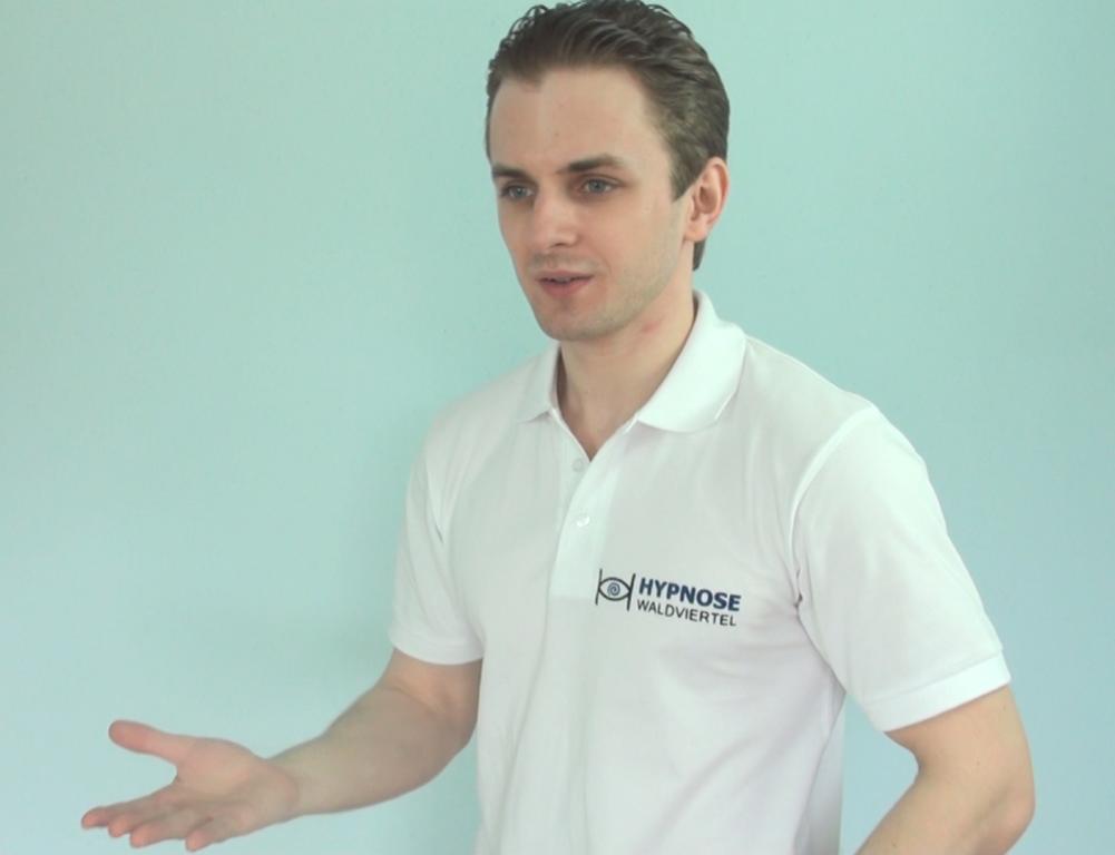 Florian Lindtner, Hypnose Niederösterreich, Hypnotiseur